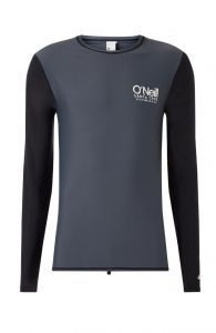 O'Neill---Shirt-anti-UV-pour-hommes---Manches-longues---Cali---Black-Out