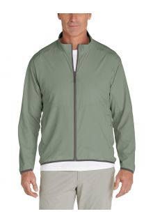 Coolibar---Packable-Sunblock-Jacket-for-men---Arcadia---Olive