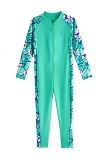 Coolibar---UV-Swim-suit-for-girls---Barracuda-Neck-to-Ankle---Sea-Mint