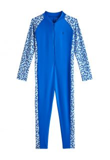 Coolibar---UV-Swim-suit-for-boys---Barracuda-Neck-to-Ankle---Marlin-Blue