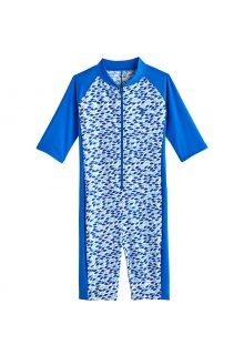Coolibar---UV-Swim-suit-for-boys---Barracuda-Neck-to-Knee---Marlin-Blue