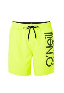 O'Neill---Short-de-bain-pour-hommes---Original-Cali---New-Safety-Yellow