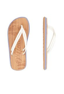 O'Neill---Tongs-pour-filles---Ditsy---Blanc-Poudre