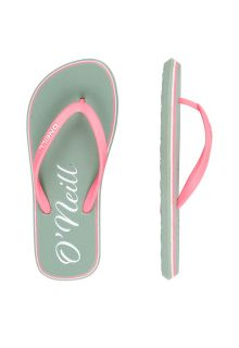 O'Neill---Tongs-pour-filles---Logo---Lily-Pad