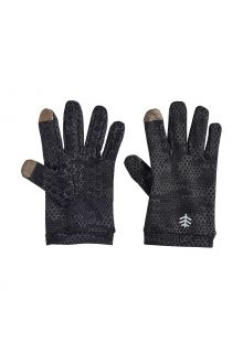 Coolibar---UV-resistant-gloves-for-kids---Y-Gannet---Charcoal-Camo