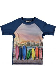 Molo---T-shirt-de-bain-anti-UV-pour-enfants---Rainbow-boards