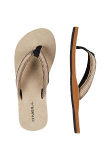 O'Neill---Tongs-pour-femmes---Beige