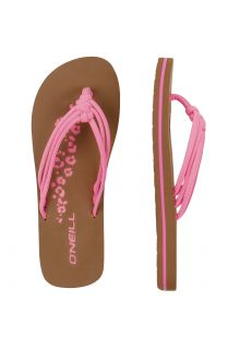 O'Neill---Tongs-pour-filles---Rose