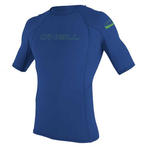 O'Neill---T-shirt-de-bain-anti-UV-pour-enfants---Basic-Rash---Pacific
